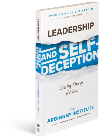 leadership and self deception book